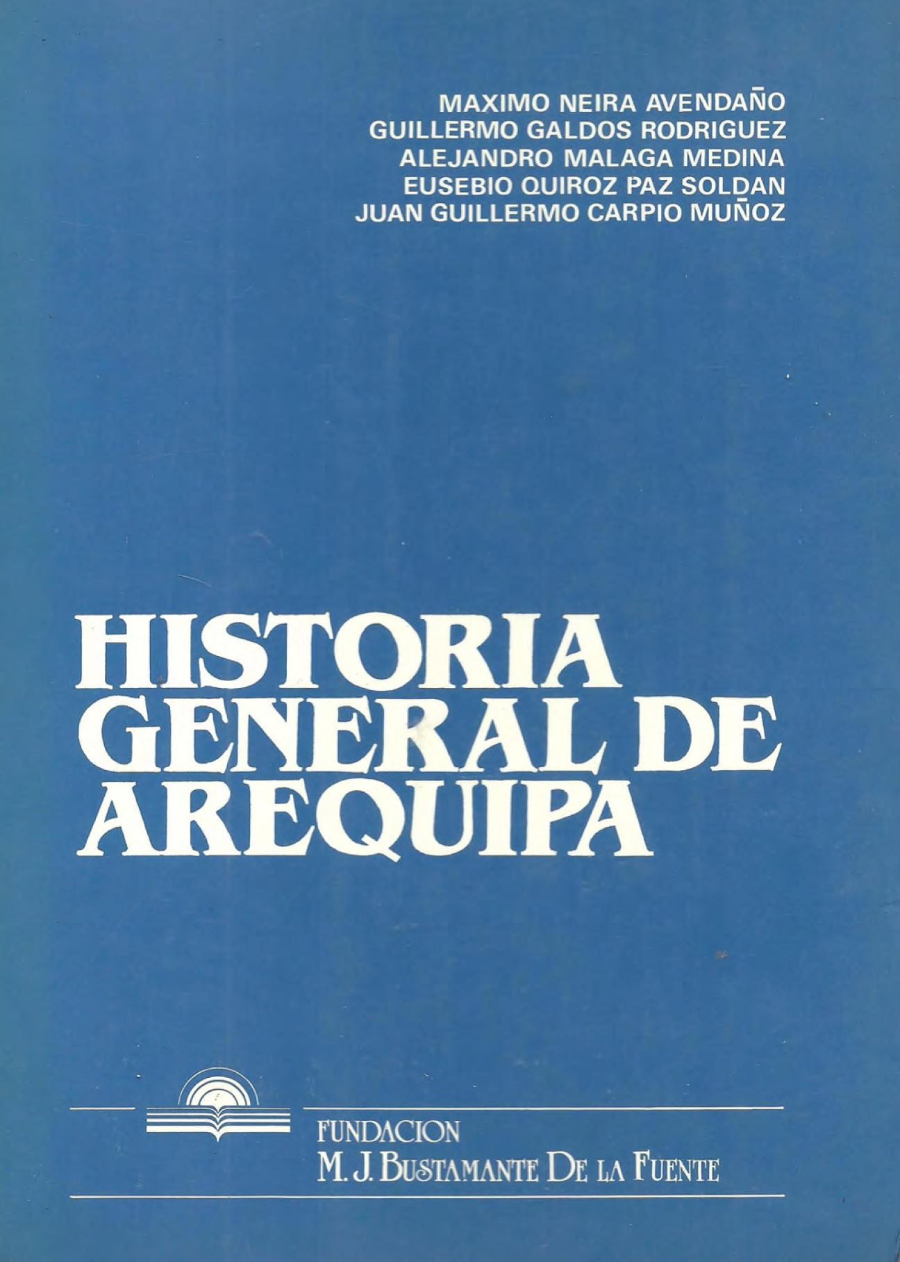 Historia general de Ar...