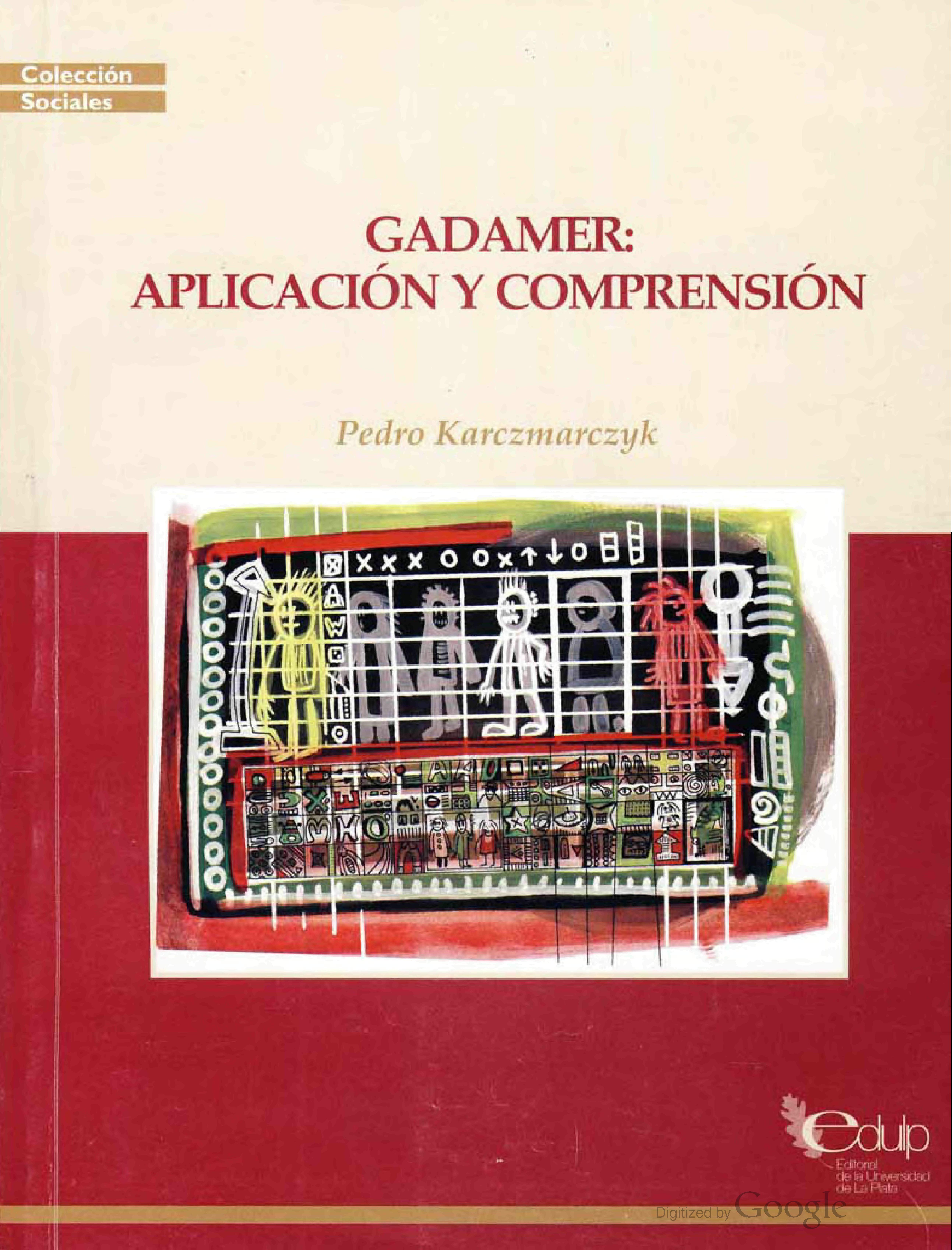 Gadamer: Aplicación y...