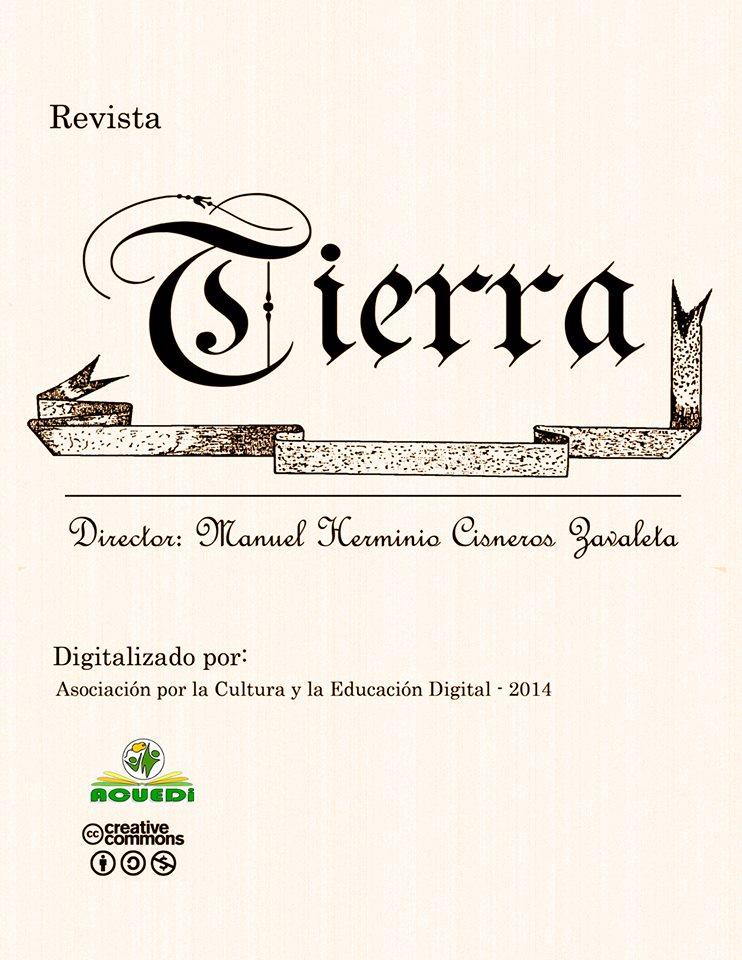 Revista Tierra 4
