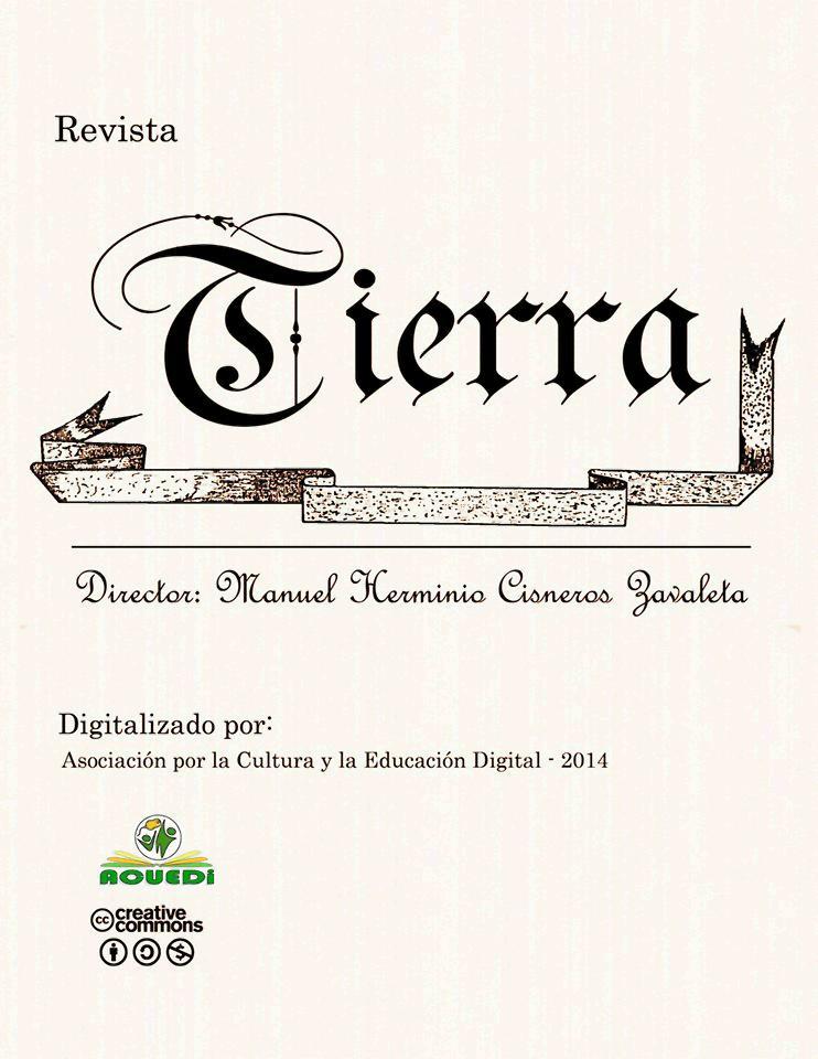Revista Tierra 5-6