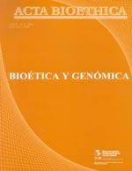 Genoma y bioéti...