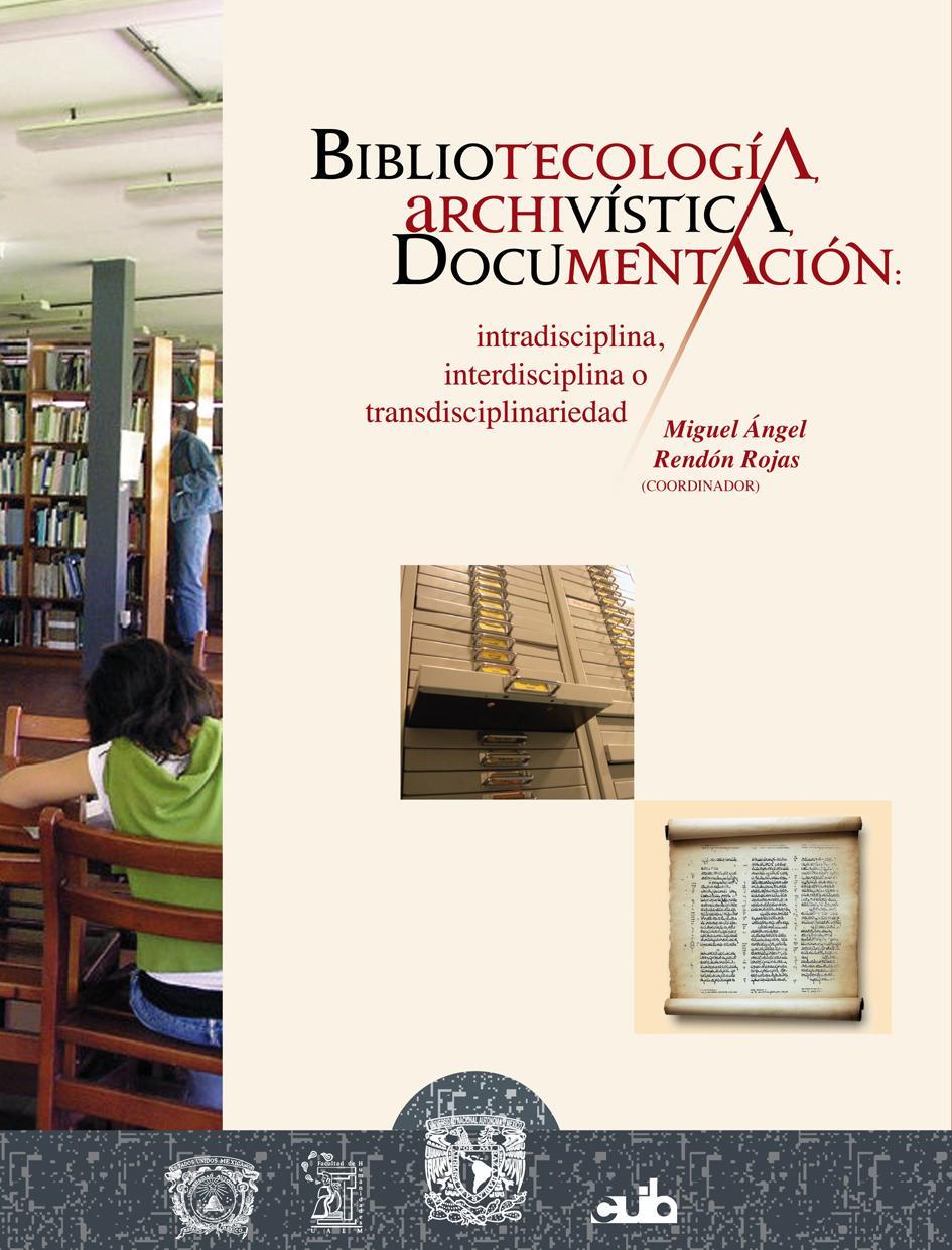 Bibliotecología, arch...